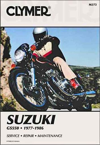 Suzuki GS550, Super Sport, Impulse 1977 - 1986