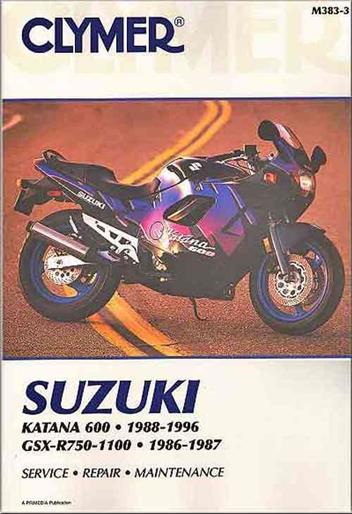 1996 Suzuki quadrunner owners manual