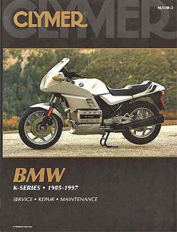 bmw k series 1985 1997 clymer owners service repair. Black Bedroom Furniture Sets. Home Design Ideas