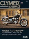 Harley-Davidson FLS, FXS, FXC Softail 2011-2016 Clymer Owners Service & Repair Manual
