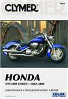 Honda VTX1800 Series 2002 - 2008 Clymer Owners Service & Repair Manual