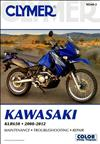Kawasaki KLR650 2008 - 2012 Clymer Owners Service & Repair Manual