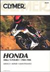 Honda VF500, Magna, Interceptor V-Fours 1984 - 1986