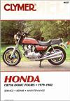 Honda CB750 DOHC 1979 - 1982 Clymer Owners Service & Repair Manual