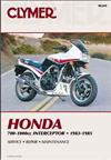 Honda VF700, VF750, VF1000 Interceptor 1983 - 1985