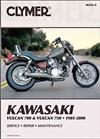 Kawasaki Vulcan 700 & Vulcan 750 1985 - 2006