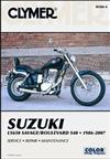 Suzuki LS650 Savage & Boulevard 1986 - 2007
