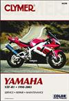 Yamaha YZF-R1 1998 - 2003 Clymer Owners Service & Repair Manual