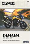 Yamaha FZ1 2001 - 2005 Clymer Owners Service & Repair Manual
