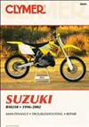Suzuki RM250 1996 - 2002 Clymer Owners Service & Repair Manual