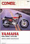 Yamaha 650 Twins, XS1, XS2, TX650 & XS650 1970 - 1982
