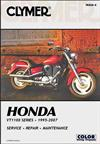 Honda VT1100 Shadow Series Repair Manual 1995 - 2007