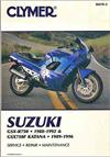 Suzuki GSX-R750 & GS-X750F Katana 1988 - 1996