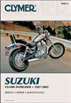 Suzuki VS1400 Intruder Boulevard S83 1987 - 2007