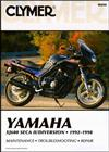 Yamaha XJ600 Seca II Diversion 1992 - 1998