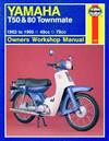 Yamaha T50 and 80 Townmate 1983 - 1995 Haynes Owners Service & Repair Manual