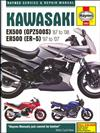 Kawasaki EX500 (GPZ500S) & ER500 (ER-5) 1987 - 2008