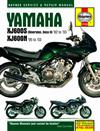 Yamaha XJ600S (Diversion, Seca II) & XJ600N Fours 1992 - 2003