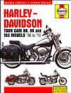 Harley-Davidson Twin Cam 88, 96 & 103 1999 - 2010Haynes Owners Service & Repair Manual
