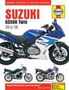 Suzuki GS500 Twin 1989 - 2008 Haynes Owners Service & Repair Manual
