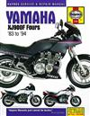 Yamaha XJ900F Fours 1983 - 1994 Haynes Owners Service & Repair Manual