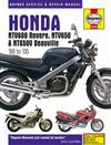 Honda NTV600 Revere NTV650 and NT650V Deauville 1988 - 2005