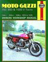 Moto Guzzi 750-S, 750-S3, 850-T, 850 T3, V1000, LeMans 1974 - 1978