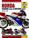 Honda VFR400 (NC30) & RVF400 (NC35) V-Fours 1989 - 1998