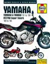 Yamaha TDM850, TRX850 and XTZ750 Super Tenere 1989 - 1999