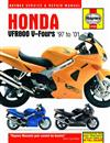 Honda VFR800 V-Fours 1997 - 2001 Haynes Owners Service & Repair Manual