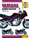 Yamaha XJ900S Diversion 1994 - 2001 Haynes Owners Service & Repair Manual