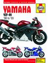 Yamaha YZF-R1 1998 - 2003 Haynes Owners Service & Repair Manual