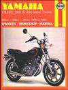 Yamaha XS250, XS360 & XS400 SOHC Twin 1975 - 1984