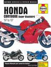 Honda CBR1100XX Super Blackbird 1997 -2007 Haynes Owners Service & Repair Manual