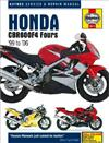 Honda CBR600F4 Fours 1999 - 2006 Haynes Owners Service & Repair Manual