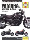 Yamaha V-Max 1200 1985 - 2003 Haynes Owners Service & Repair Manual