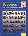 Twist and Go 50cc - 250cc (Automatic Transmission) Scooters