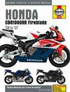 Honda CBR1000RR Fireblade 2004 - 2007 Haynes Owners Service & Repair Manual