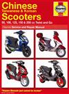 Chinese, Taiwanese & Korean Scooters Haynes Service and Repair Manual