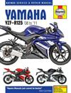 Yamaha YZF-R125 2008 - 2011 Haynes Owners Service & Repair Manual