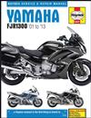 Yamaha FJR1300 2001 - 2013 Haynes Owners Service & Repair Manual