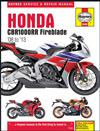 Honda CBR1000RR Fireblade 2008 - 2013 Haynes Owners Service & Repair Manual