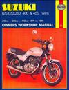 Suzuki GS / GSX250, 400 & 450 Twins 1979 - 1985