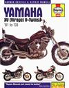 Yamaha XV (Virago) V - Twins 1981 - 2003 Haynes Owners Service & Repair Manual